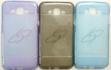 For Samsung Galaxy J7 Transparent Silicon Back Cover - Premium Collection