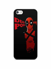 Coque IPHONE Samsung Xperia HUAWEI Deadpool joker comics marvel hero hard