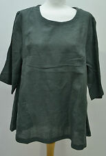 """Bella Blue Lagenlook Quirky layering Top/tunic Sizes: S/M- L/XL40- 44"""""""
