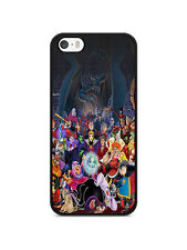 Coque IPHONE Samsung Xperia HUAWEI Maleficent princesse Disney Hard Tpu Case