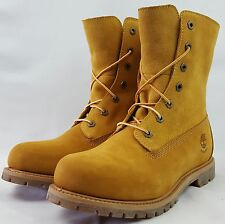 EXCLUSIVE WOMENS TIMBERLAND BOOTS SIZES 9.5-10 $110 TB08329R FREE SHIPPING