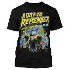 A Day To Remember T-Shirt - They Came From The Garage