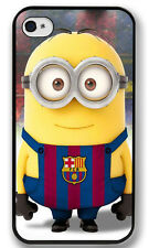 Coque IPHONE Samsung Xperia HUAWEI Minions Barca Fc Barcelone foot Despicable Ha