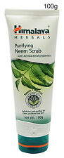 Himalaya Herbals purifying Neem Scrub 100GM With Neem and Apricot
