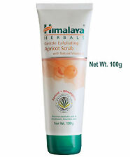 Himalaya Gentle Exfoliating Apricot Scrub 100GM with Apricot and Wheatgerm