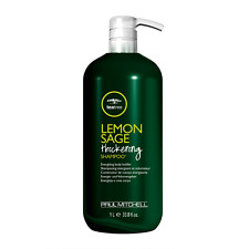 Paul Mitchell Tea Tree Lemon Sage Thickening Shampoo / Conditioner