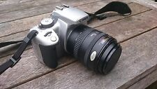 Canon EOS 400D Digital SLR Camera - Silver. including Canon EF 28-70mm Lens
