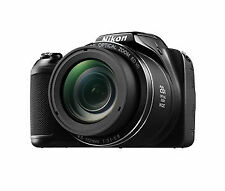 Nikon COOLPIX L340 20.2MP Digital Camera - Black (Brand New Sealed)
