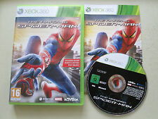 The Amazing Spiderman / Spider-Man For Microsoft Xbox 360 Game Complete PAL