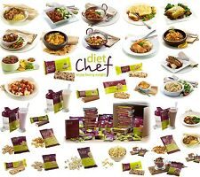 DIET CHEF WEIGHT MANAGEMENT ~ BREAKFAST LUNCH DINNER SNACK ~ CaLOriE CoNtrOLled
