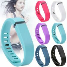 Large Replacement Wristband & Metal Clasp for Fitbit Flex Activity Tracker Band