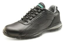 Click CF7BL Dual Density Trainer Style Shoe SBP Black/Grey - All Sizes