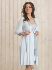 Vanilla Night and Day Wrap (Robe) in Luxury Modal 2513 Ice Blue