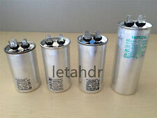 AC Motor Capacitor CBB65 450VAC Air Conditioner Starting And Running Capacitor