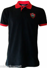 Polo TOULON - Collection officielle Rugby Club Toulonnais - Blason maillot RCT
