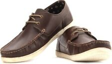 Red Tape Boat Shoes (FLAT 50% OFF) -67J