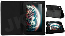 Premium Tablet Book Flip Case Cover For Lenovo IdeaTab A3000