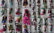 MONSTER HIGH-Poupée AU CHOIX-Catty,Gigi,Ghoulia,Catrine,Holt,Robecca,Spectra....