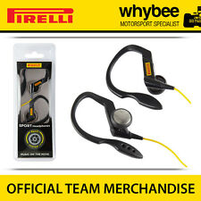 Sale! Pirelli P-Zero Formula 1 Sport Headphones - 6 Colours to choose from!