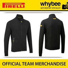 New! Pirelli P Zero F1 Racing Motorsport Mens Black Sweatshirt Jumper All Sizes