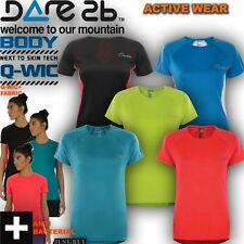 Dare2b T Shirt Women Reform Outdoor Gym Sport Running Cycling Walk Hiking Top