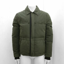 NEW Mens Lanvin Green Short Quilted Down Jacket GENUINE RRP: £770