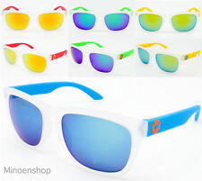 Sport Bright Colours Wayfarer Beach Party Rave Ibiza Swiss Sign Sunglasses