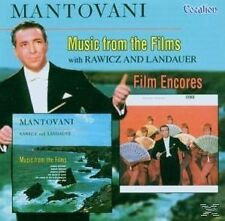 Music From The Films/Film Encores - MANTOVANI/+ [CD]