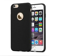 mStick Grid Radiating Soft TPU Back Cover Case For Apple iPhone 6 / iPhone 6S