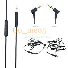 Replacement Audio Cable CORD W REMOTE for On-Ear 2 OE2 OE2i on ear Headphones
