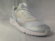 Mens Nike Air Huarache Utility White/White 806807 100 Sizes: UK 6_9_11_12
