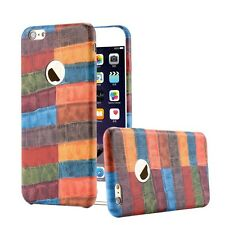 mStick Fascination Series PU Leather Back Cover Case For Apple iPhone 5/5S/SE