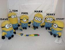 CATTIVISSIMO ME 2 Peluche MINION 15cm UFFICIALE Despicable Me MINIONS Plush Toy