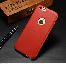 PREMIUM Thin Slim Soft PU Leather Back Cover Case for Apple iPhone 6