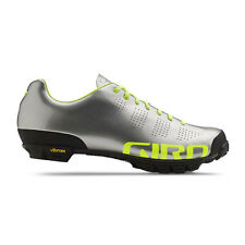 Giro Empire VR90 Cyclocross MTB Cycling Shoe Easton® EC90 Carbon Fibre Silver/
