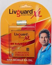 LivGuard A115/A116 Battery for Micromax Caanvas 3D(A115) & Canvas HD(A116)