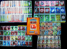 Match Attax Bundesliga 10/11 2010/2011 Sets Updates Extra Trading Cards Topps