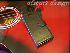 GENUINE LEATHER CASE FLIP WALLET PU COVER SLIM CARD HOLDER FOR SAMSUNG GALAXY S6