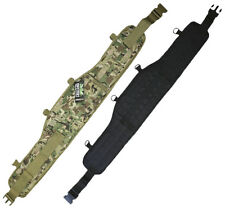 Kombat Battle Belt - Black or BTP / Multicam MTP Match Tactical Molle PLCE Belt