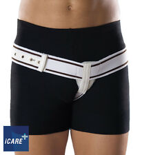 Hernia support belt single left and right -  Inguinal Hernia Belt