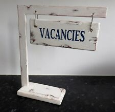 Vintage/shabby chic/distressed suspended/gallows sign. CHOICES.