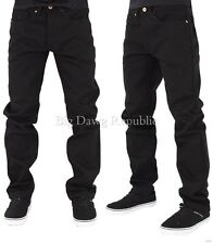 Rocawear Mens Boys Black Double R Star Relaxed Fit Jeans Is Money G Hip Hop Time