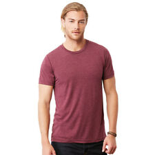 Bella+Canvas Triblend Mens Crew Neck Smart Polycotton T-shirt Casual Wear CV003
