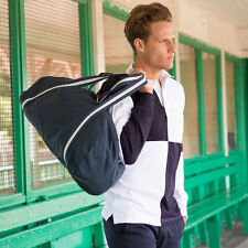 Front Row Canvas Holdall Gym Sports Travel Bags Lightweight Bags FR960