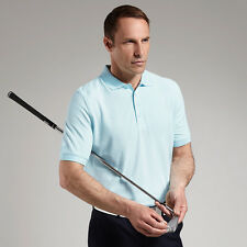 Glenmuir GM027 Pique Classic Polo Shirt FSH211 Slim Fit Golf Sports Wear Tshirt