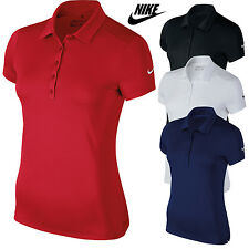 Nike Women's victory solid polo (NK241)