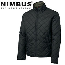 Nimbus Men's Quilted Relaxed Fit Smart Reversible Jacket Warm Winter Coat New