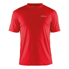 Craft CT086 Mens Prime Tee Lightweight Active Sports Fiites T-shirt Tshirt Top
