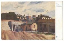 TEIGNMOUTH Old Town, Postcard by Tuck Postally Used 1905