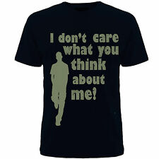 I don't Care Slogan Tshirts| Mens T-shirts | Printed Tshirts | Roundneck Tees